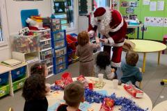 Noël à l'école de Lugos 2020